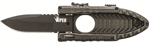 Viper Side Assist Blk Drp Pnt Clm (Schrade Side Assist compare prices)