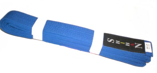 Karate Belt - BLUE - Size - 260cm