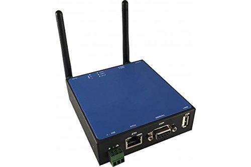 Modem 4G LTE double SIM routeur VPN INDUST.-30/75°C