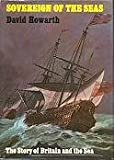 img - for Sovereign of the seas;: The story of Britain and the sea book / textbook / text book