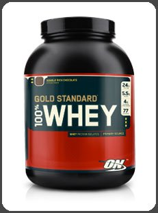 Optimum Nutrition Gold Standard 100% Whey, Double Rich Choco