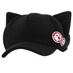 エヴァンゲリオン新劇場版Q アスカ 猫耳帽 コスプレ 衣装