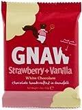 GNAW ノー チョコバー (チョコバーミニ ストロベリーバニラ 50g)