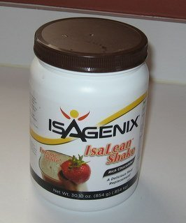 Isagenix Dutch Chocolate Shake