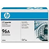 Brand New. Hewlett Packard [HP] Laser Toner Cartridge Page Life 5000pp Black [for LaserJet 2100 Series] Ref C4096A