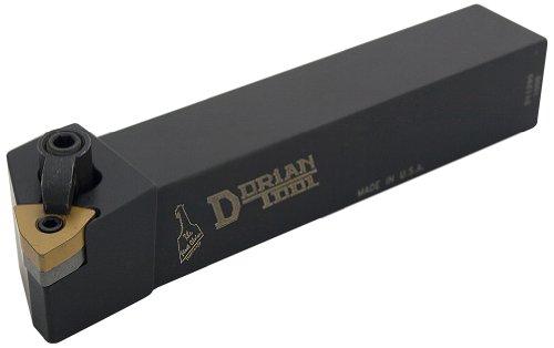 Dorian Tool MWLN Square Shank Multi-Lock Turning Holder, Right Hand Cut, 1-1/4