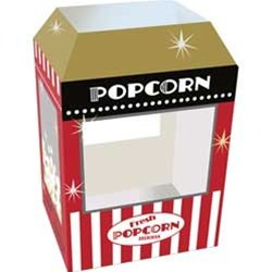 Movie Night - Fresh Popcorn TB DEC