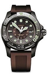 Victorinox Swiss Army Dive Master 500 Brown Dial Mens Watch 241562 - 31st AajrAL - Victorinox Swiss Army Dive Master 500 Brown Dial Mens Watch 241562