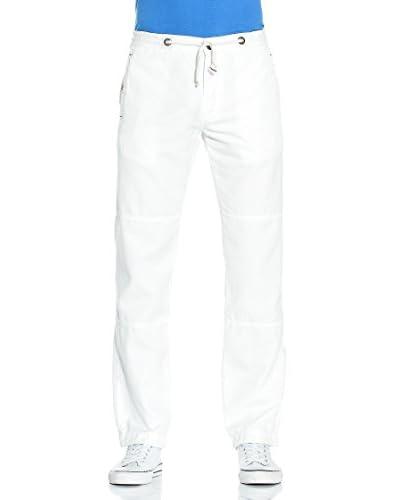 Slam Pantalón Sunderland Blanco