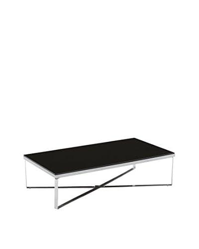Speciale tafels en stoelen Koffietafel Niky zwart