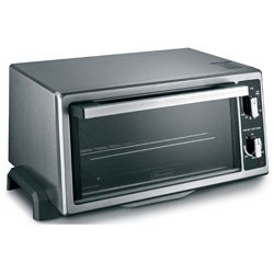 Delonghi Eo420 4-Slice Toaster Oven, Brushed Stainless Steel