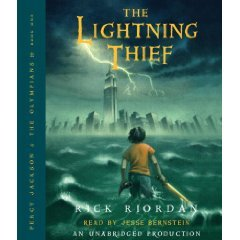 Percy Jackson and the Olympians: The Lightning Thief by Rick Riordan
