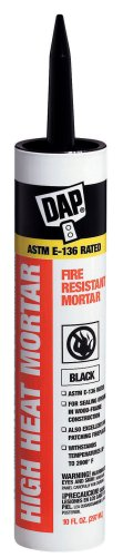 Dap 18854 Stove and Fireplace Mortar 10-Ounce photo