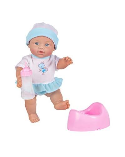 Color Baby Bebe 30 Cm Pipi Con Accesorios