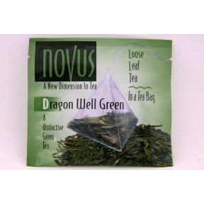Novus Dragon Well Green Tea (Box of 50)