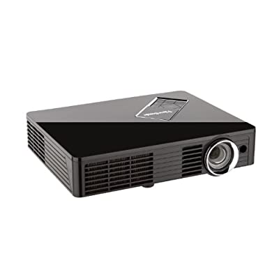 ViewSonic PLED-W500 30-100-inch DLP Projector