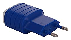 """USB Wall Charger, SeCroâ""""¢ 2A Smart AC High Speed Travel Wall Charger for Smartphones & Tablets(Cable Not included) - Blue (Lifetime Warranty)"""