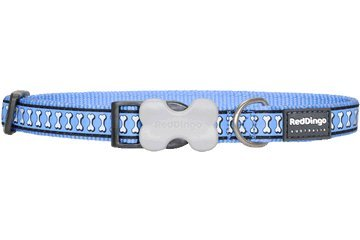 Red Dingo Reflective Safety Dog Collar, Large футболка lasting dingo 6262 xl мужская