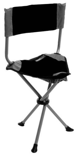 Travelchair Ultimate Slacker Chair, Black