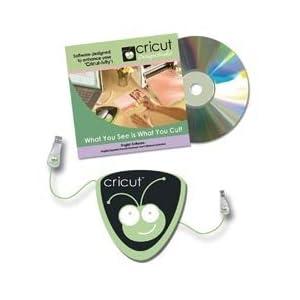 Cricut 29-0500 DesignStudio Die-Cutting Software with Bonus Pack