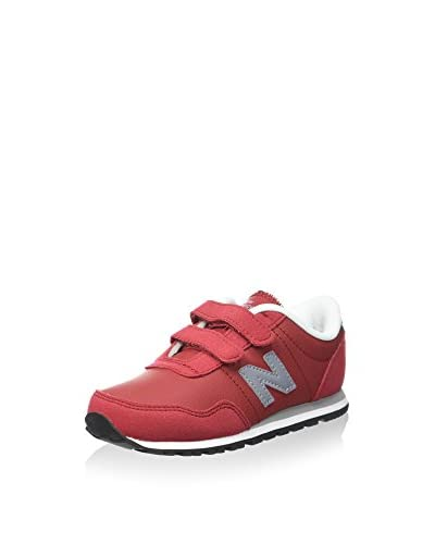 ZZZ-New Balance Zapatillas Rojo