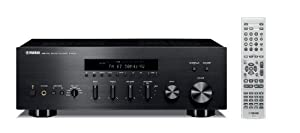 Yamaha r s700 stereo amplifier bi amping pure direct for Yamaha pure direct