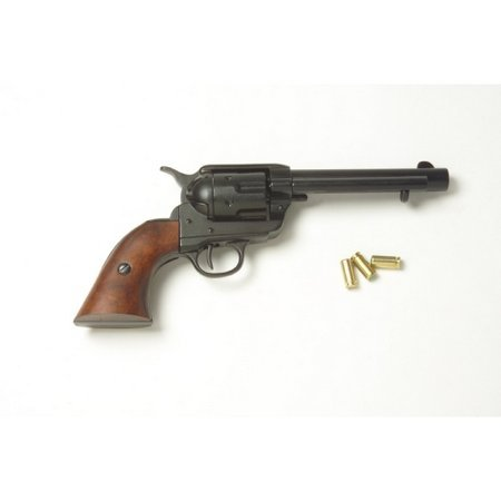 Old West Frontier Revolver Replica - Blued Finish