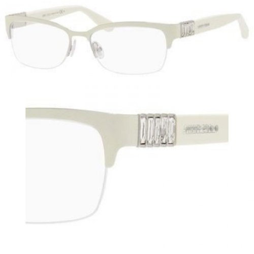 Jimmy Choo Jimmy Choo Eyeglasses JC 86 Ivory Palladium 53-16-135