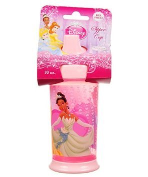 Disney Princess Sipper Cup 10 Oz. - 1
