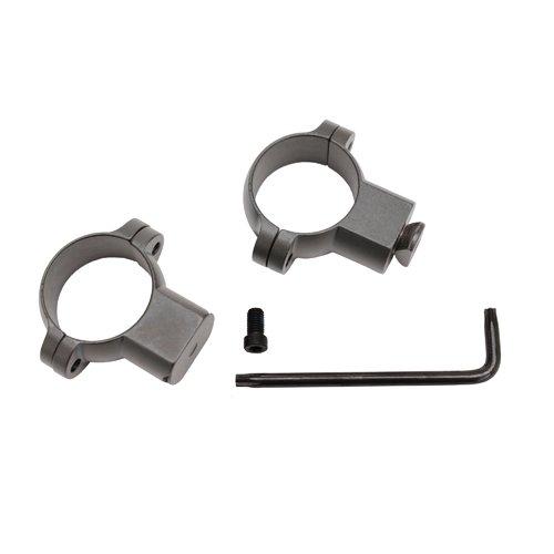 Leupold Std Medium Rings Silver 49902