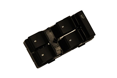 ACDelco 20966810 GM Original Equipment Front Side Window Switch with Side Window Lockout Switch and Module (Power Window Switch Saturn compare prices)