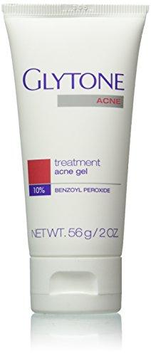 Glytone Acne Gel (10% Benzoyl Peroxide), 2-Ounce Package