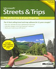 Microsoft Streets & Trips 2011 [Old Version]