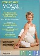Yoga Journal's Step By Step 3-DVD Set with Natasha Rizopoulos