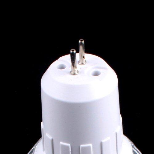 Ostart Mr16 220V Indoor Led Light Ceiling Light Bulb 3W Day White 6000K-6500K