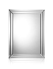 Art Deco Style Rectangular Mirror