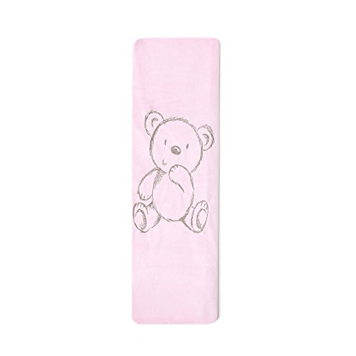 Whimsical Charm Toddler Blanket (Pink)