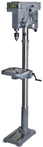 Genesis GFDP160 16-Speed Floor Stand Drill Press, 13-Inch