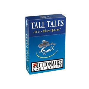 Tall Tales Its a Weird World Fictionaire Card Game Series - 1
