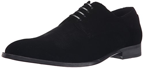 Kenneth Cole NY Keep T-rack Uomo US 8 Nero Scarpe Stringhe