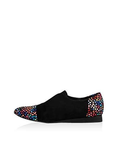 Peperuna Sneaker schwarz/mehrfarbig