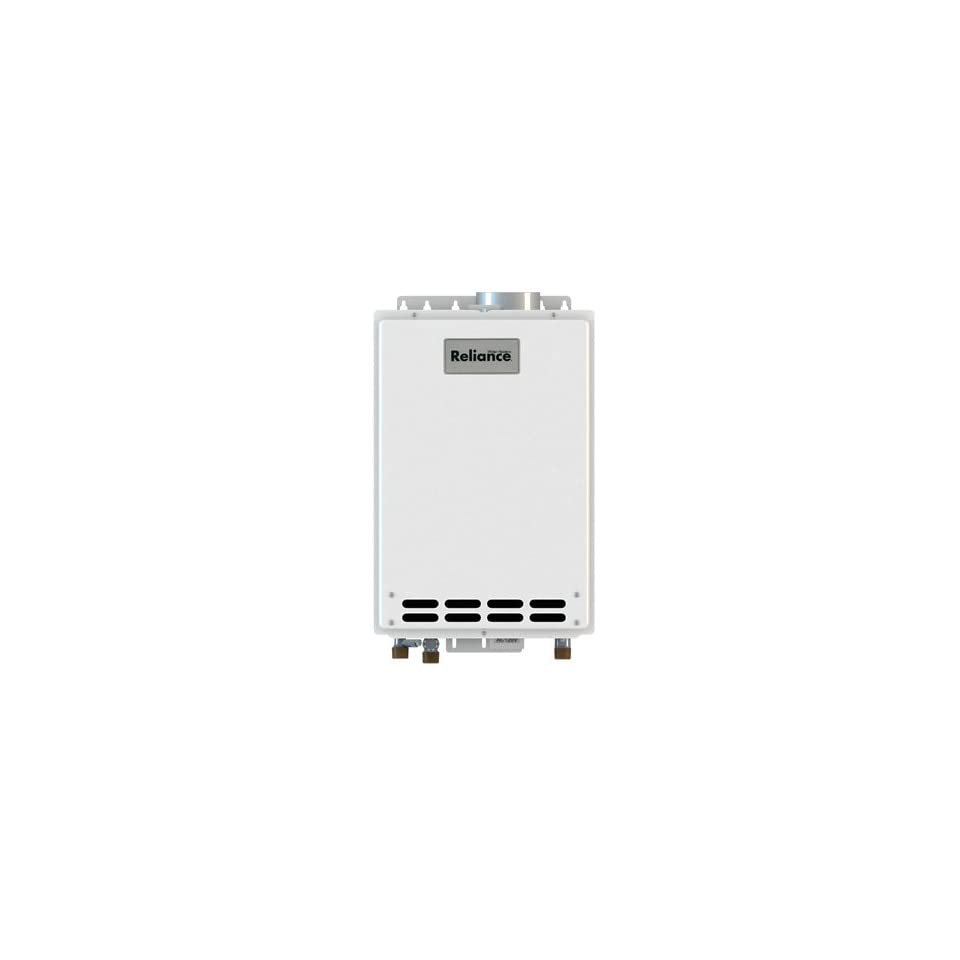 Reliance Water Heater Co TS 510 GI Energy Star Qualified Natural Gas Tankless Water Heater 199,000 BTU