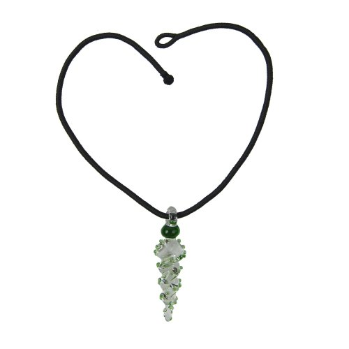 Indian Jewelery Handcrafted Crystal Pendant