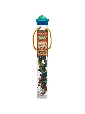 Safari - 681904 - Figurine - Tubo Dinosaures à Plumes