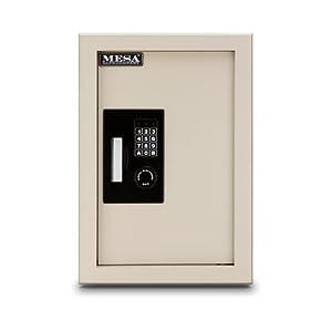 Amazon.com: Mesa Safe Company Model MAWS2113E Electronic Wall Safe