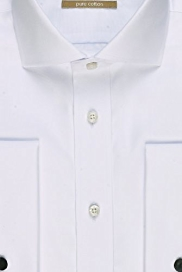 2in Longer Performance Non-Iron Pure Cotton Shirt