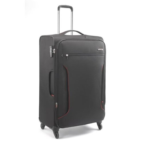 Antler Cyberlite Super Lightweight Large 4 Wheeled Expandable Upright