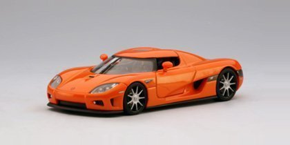 autoart-132-scale-slot-car-koenigsegg-ccx-orange-13201-by-autoart