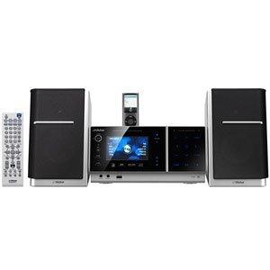 日本ビクター iPod対応&ワンセグ対応オーディオシステム(ブラック) NX-TC5-B