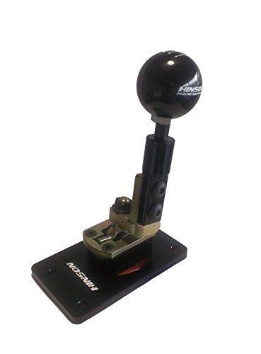 HINSON F-Body Camaro Firebird Short Throw Shifter T56 Transmission 1993-2002 (Black Shift Ball) (Camaro Shifter Ball compare prices)